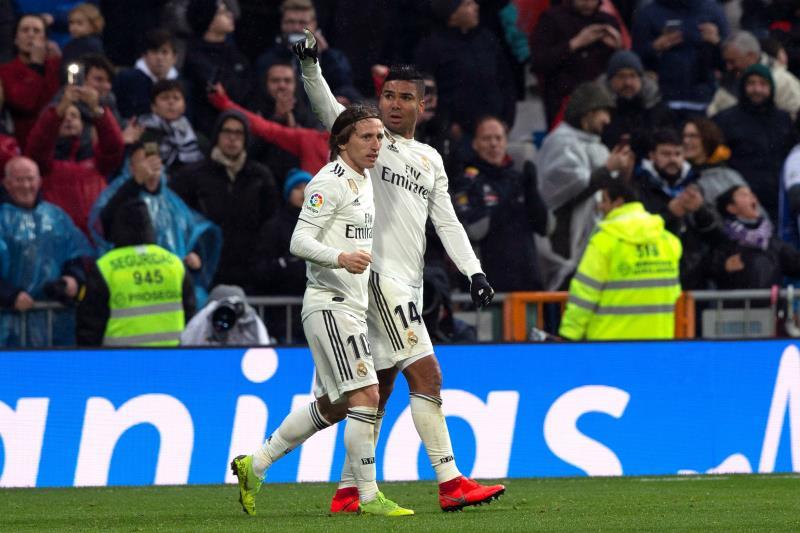 2-0. El Real Madrid encuentra su mejor versión - EcoDiario.es 1ad2e1f92b49d
