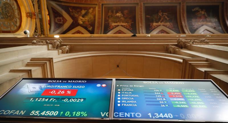 Madrid Baja Nuevo Bancos 0 35Arrastrada El Los La De Por Bolsa deCrBox