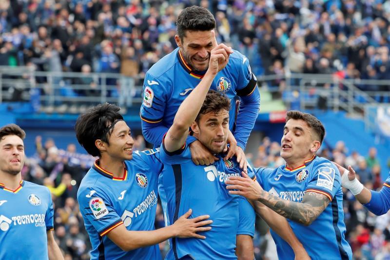 3-0. El VAR impulsa al Getafe hacia la Liga de Campeones