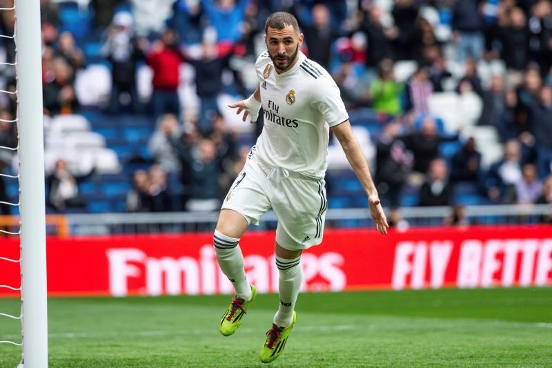 3-0. El mejor Benzema premia a un Real Madrid más serio