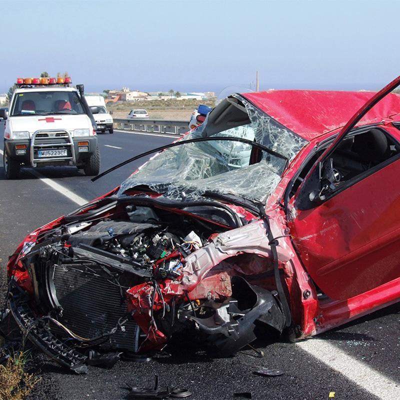 accidentes de autos