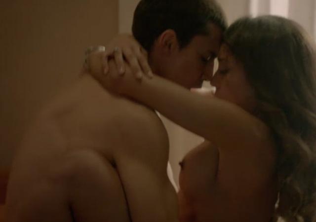 Diario intimo de una cabaretera threesome erotic scene mfm - 1 part 6