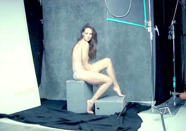 eva gonzalez desnuda